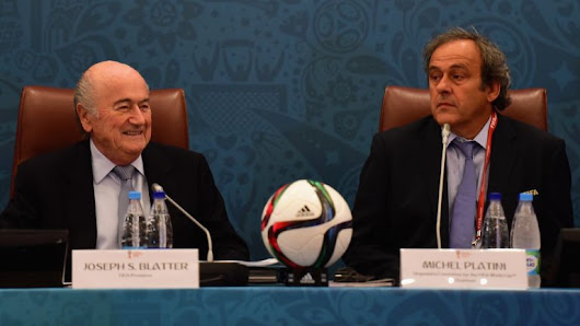 FIFA: Sepp Blatter and Michel Platini facing possibility of bans of up to seven years