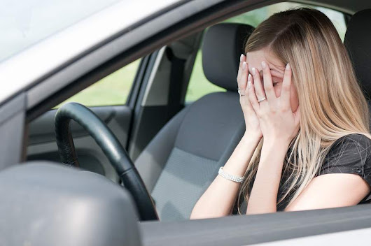 Treating Post-Accident Vehophobia - The Fear Of Driving