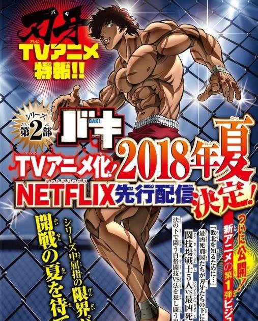Manga Anime Baki 2018: LIGHT DOWNLOADS: Baki (Anime