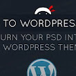 PSD to WordPress  - YouTube