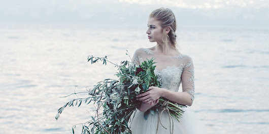 Brides Are Ditching Bouquets for 13-Pound Clumps of Vegetation