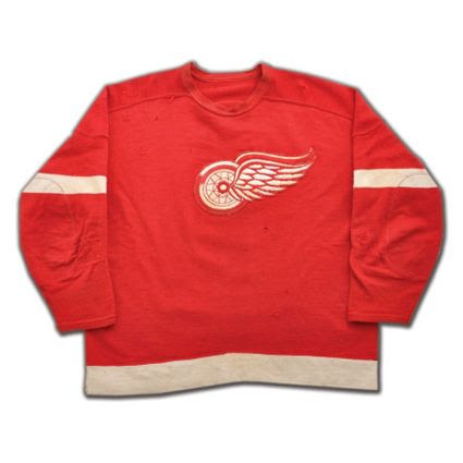 Detroit Red Wings 1955-56 jersey, Detroit Red Wings 1955-56 jersey