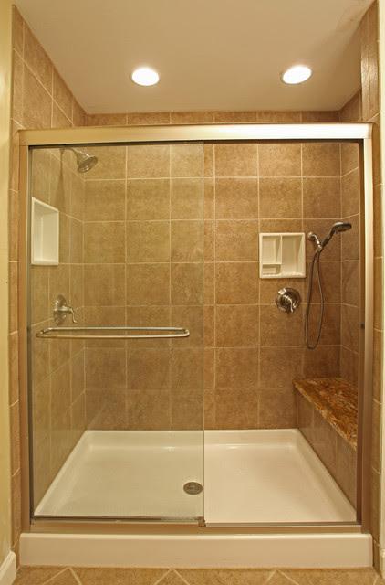 Small Bathroom Ideas - Traditional - Bathroom - DC Metro ...