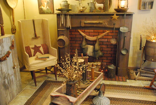 Home Decoration Ideas Country Primitives Home Decor