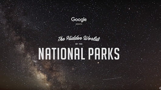 Google will take you on a 360-degree tour of the Kenai Fjords, Bryce Canyon, and other National Parks