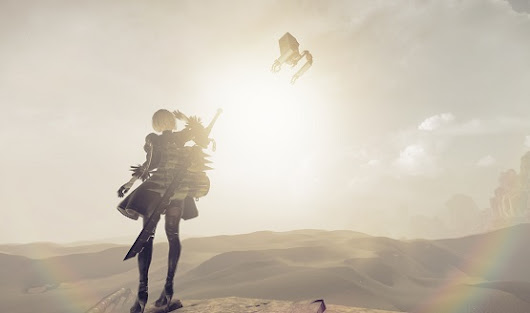 NieR Automata Update Fixes Controversial Item Name