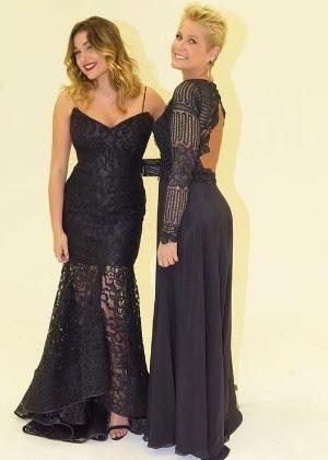 7.jun.2016 - Martha Medeiros Label posta no Instagram os vestidos de Sasha e Xuxa Meneghel