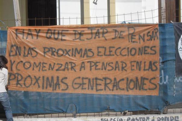 EN virtud de los últimos acontecimientos sucedidos en URUGUAY , PARA LOS POLITICOS DE TODOS LOS PARTIDOS Y/O ASESORES DE TURNO