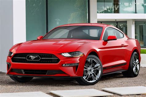 ford mustang offers pony package motor trend canada