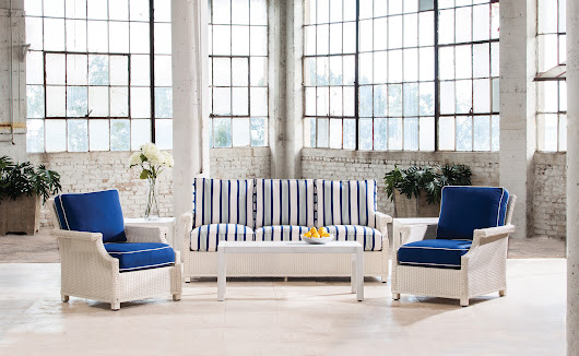 How to Use Patio Furniture as Indoor Furniture