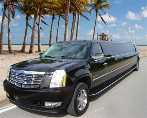 6 Tips to Renting the Right Limousine   Limo Service Miami