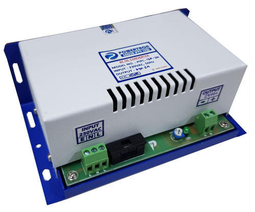Powertron India Private Limited - Manufacturer of Switch Mode Power Supply & DC to DC Converter from Thane