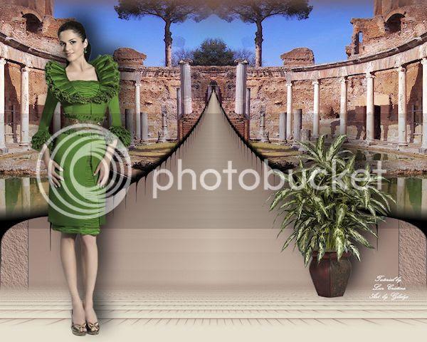 Gladys- Ocre by Luz Cristina
