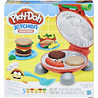 Play-Doh Burger Barbecue Set - Modeling dough play set