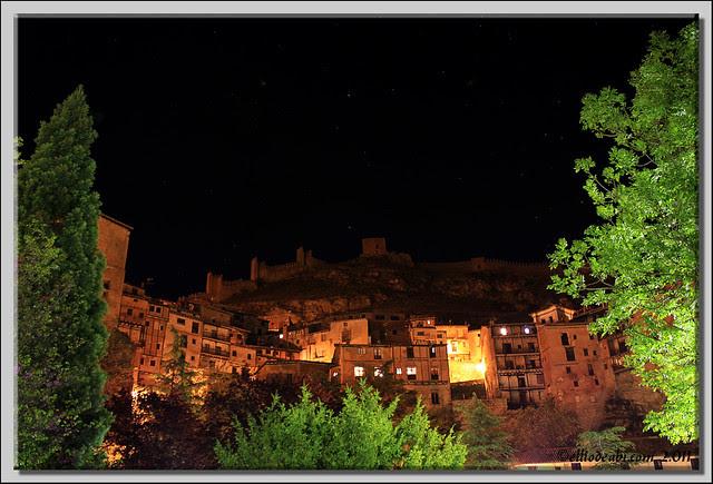 Albarracin nocturno 1