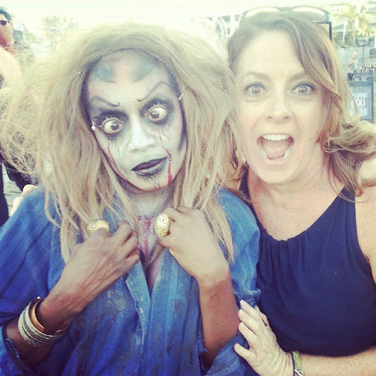 Spooky Date Night at Dark Harbor | OC Mom Blog