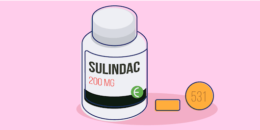 How Does Sulindac Work? - MedicineHow