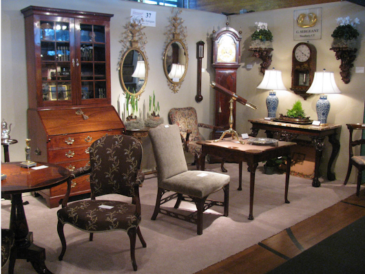 Antiquarius Annual Winter Antiques Show Starts Friday at Eastern Greenwich Civic Center