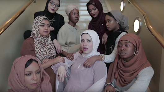 Hijabi Artist Channels Beyoncé For Debut Of Her 'Resistance Music' And Video