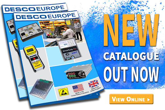New Desco Europe Catalogue OUT NOW!