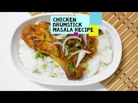 Cooking with kids: Chicken Drumstick Masala recipe