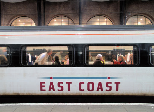 RMT protests on last day of East Coast Main Line