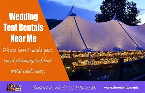 wedding tent rental prices  clearwater tampa florida