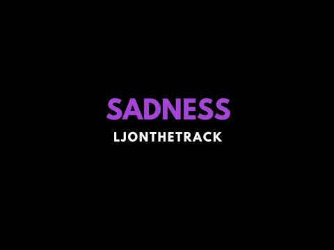 "Trap Instrumental | XXX TENTACION x LIL PEEP Type Beat ""SADNESS"" 