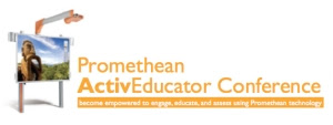ActivEducator Conference Presenter