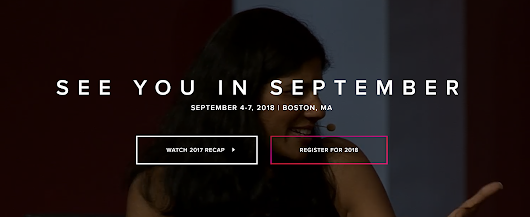 #INBOUND18 : Stratenet à Boston en septembre pour l'event de Hubspot