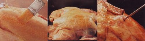 pollo arrosto,pollo,come arrostire il pollo,rosmarino,alloro,limone,pollo arrostito al forno,