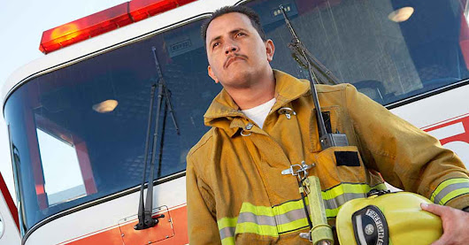 How Fire Fighters Get Hearing Loss Trying to Save You