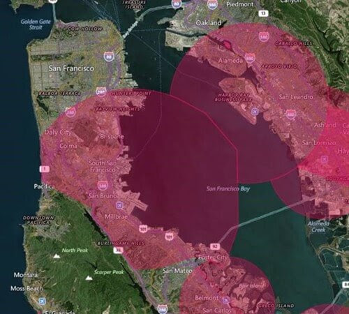 Changes to San Francisco Airspace - sUAS News - The Business of Drones