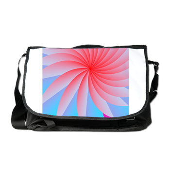 Passionately Pink! Messenger Bag