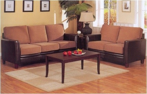 Architecture inspiration living room colors interior design brown leather match tan fabric for How to match living room furniture colors