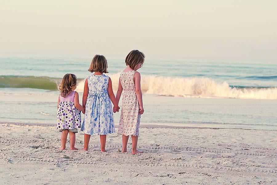 Girls Daytona Beach