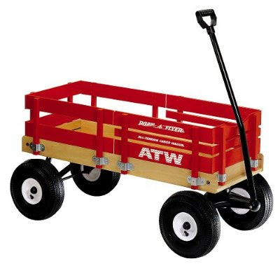 5Product Image   Radio Flyer All-Terrain Cargo Wagon