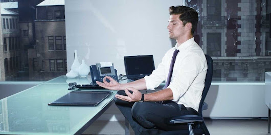 3 Easy Breathing Exercises That Will Help You Feel Better At Work