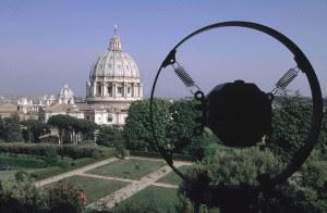 Gli uomini d'oro del Vaticano il finanziere nella cappella Sistina