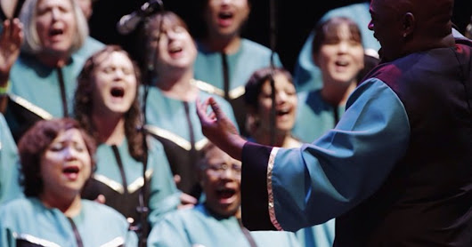 CLICK HERE to support Oakland Interfaith Gospel Choir: European Tour