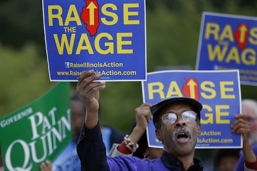 This Won't Be the Last You Hear of Minimum Wage