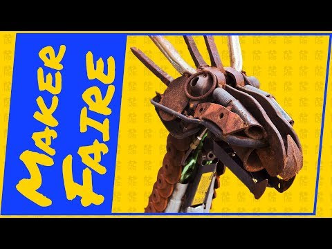 Mini Maker Faire: Salt Lake City 2018 field trip