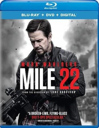 Mile 22 (2018) Dual Audio Hindi 720p 480p BluRay 900MB And 350MB