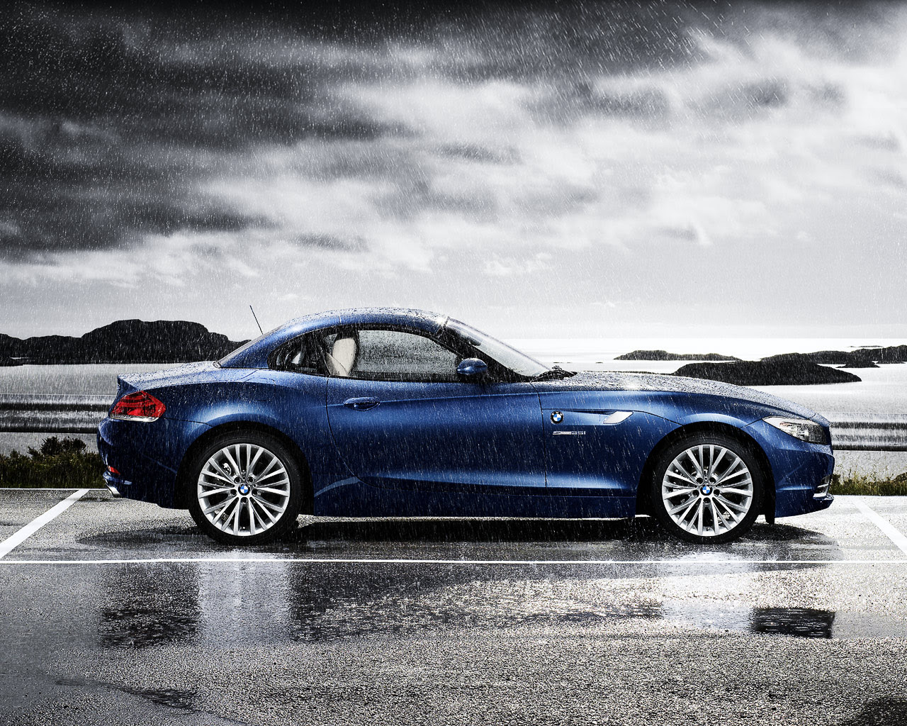 Automotive Wallpapers: July
