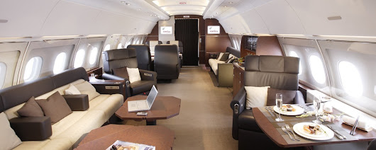 VIP Airliners | FlightTime | Private Jet Charter