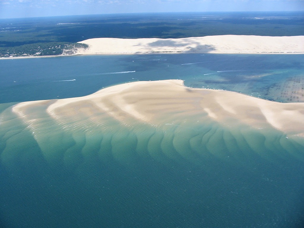 DwuDB Dune de Pyla   A new Sahara desert being born   in France! [30 pics]