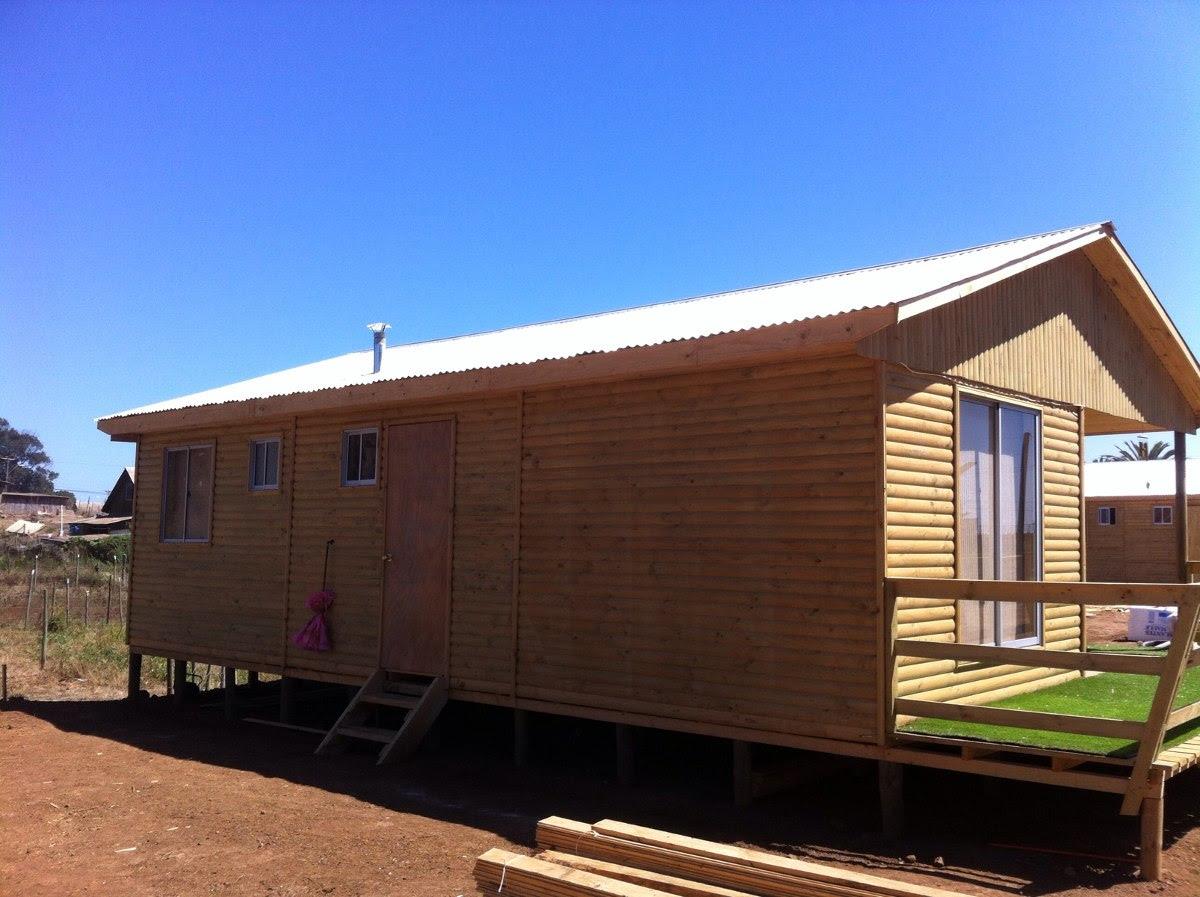 Casas de madera prefabricadas julio 2013 - Casas prefabricadas en navarra ...