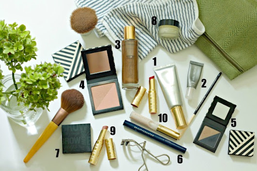 Safer Beauty Products - My Makeup Favorites - Our Fifth House