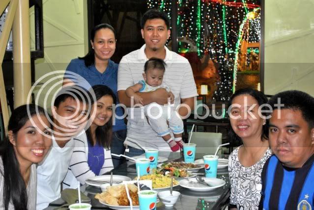 Family Dinner - Bday
