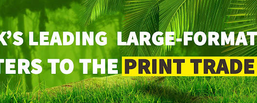 Large-Format Printing to the Print Trade | Monkey Banners